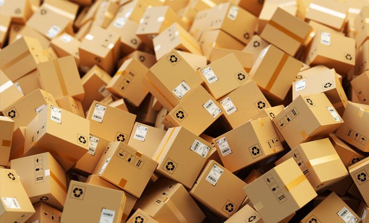 pakiranje izdelkov